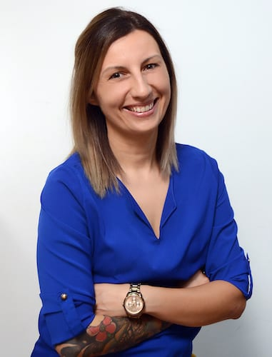 ane Krstevska - SEO manager
