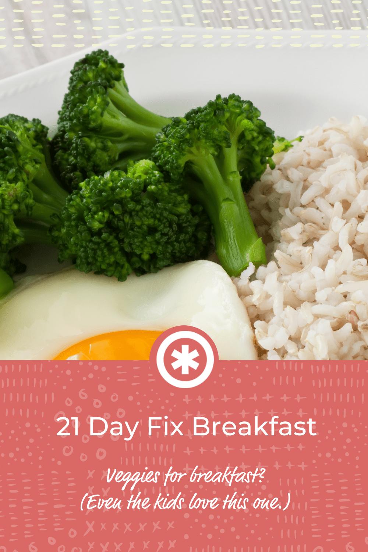 Effective 21 Day Fix Breakfast Recipe-Guud