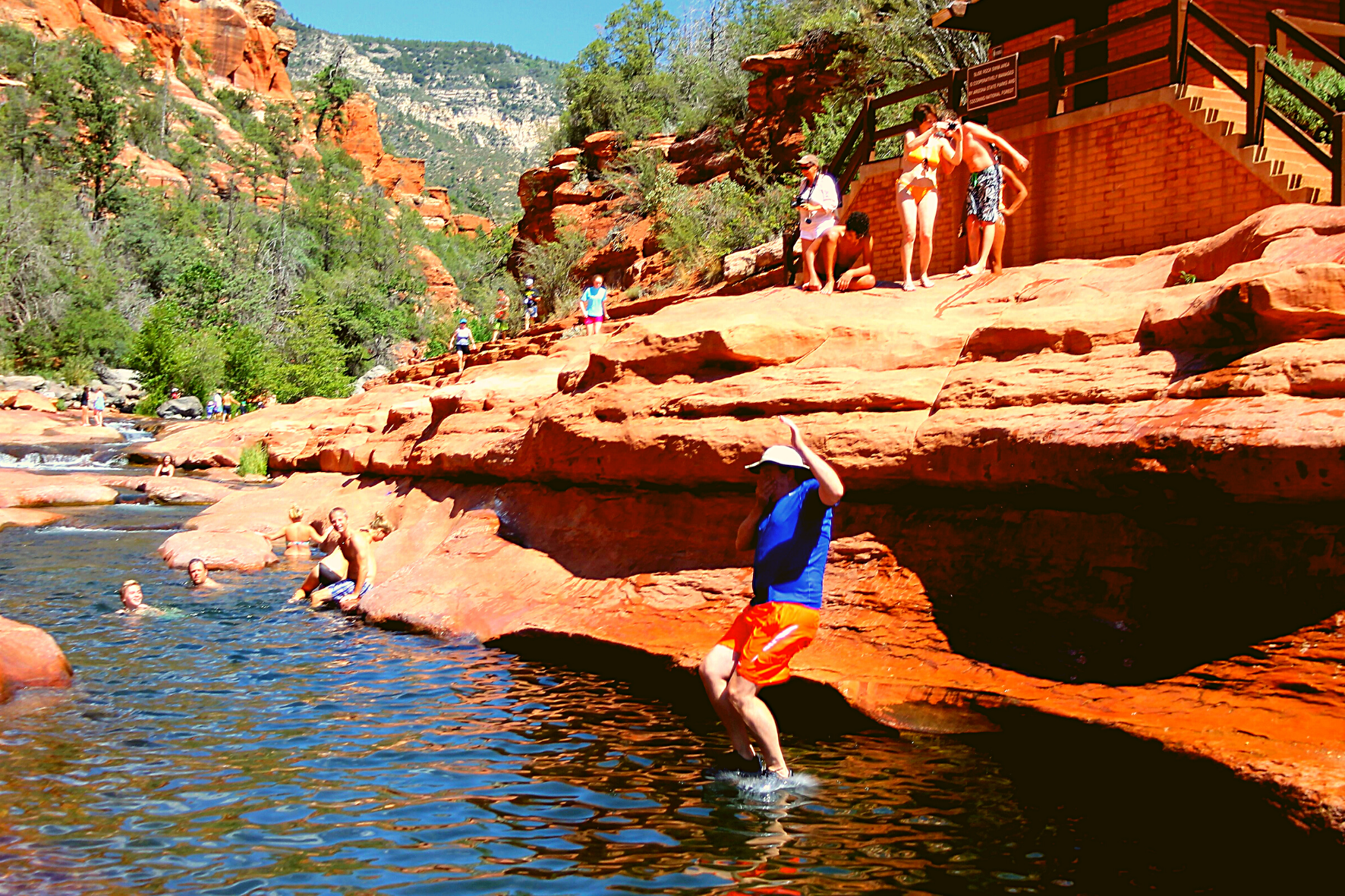Slide Rock in Sedona With Kids- Guud (2)